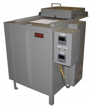 2055 Top Loading Pot Furnace Lucifer Furnaces